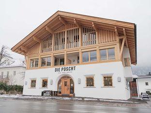 Gasthaus POSCHT Silz in Tirol