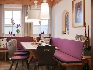 Genusstisch Restaurant POSCHT Silz