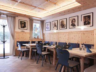 Pozuzo Stube Restaurant POSCHT Silz