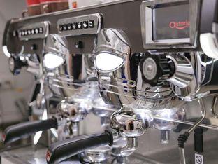 Kaffeemaschine Restaurant POSCHT Silz