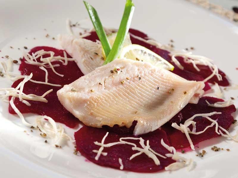 Feine Vorspeisen Restaurant POSCHT in Silz